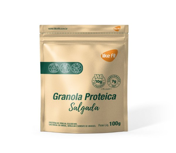 Granola - Salgada 200g