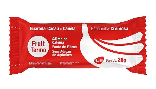Fruit Termo 40mg Cafeína 3 unidades