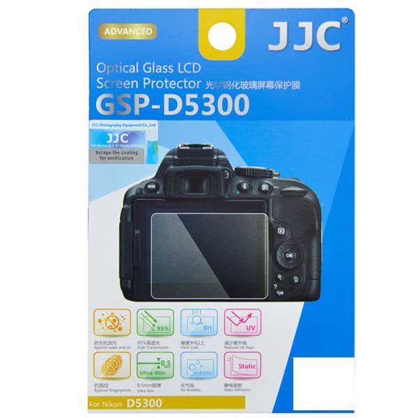 Protetor de LCD JJC GSP-D5300 para Nikon D5300 D5500 D5600