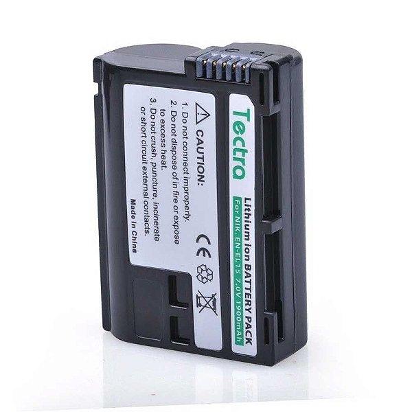 Bateria Tectra Substitui Nikon EN-EL15