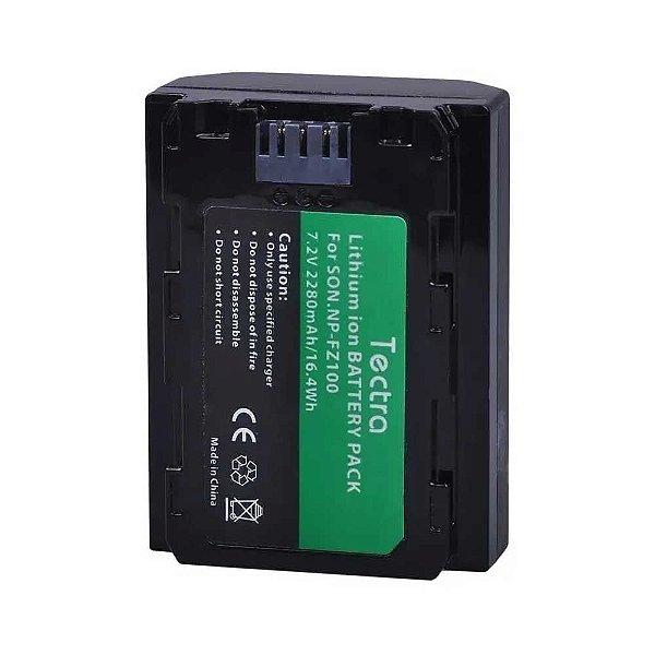 Bateria Tectra Substitui Sony NP-FZ100