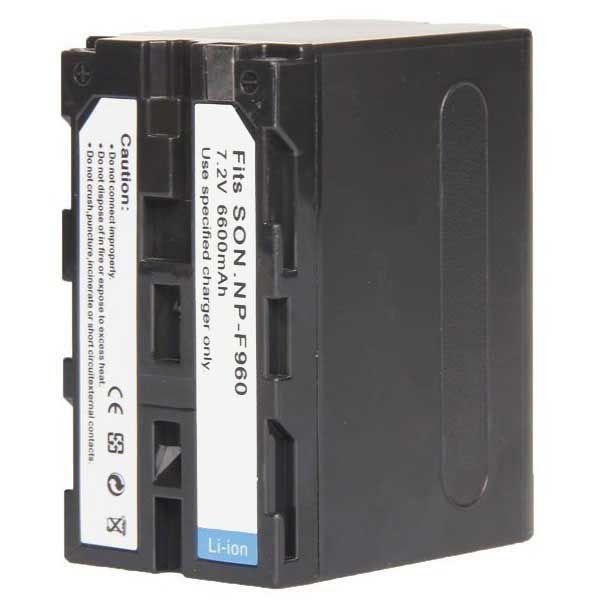 Bateria Digital Video Similar Sony NP-F960