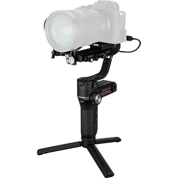 Estabilizador para Câmera Zhiyun-Tech Weebill-S