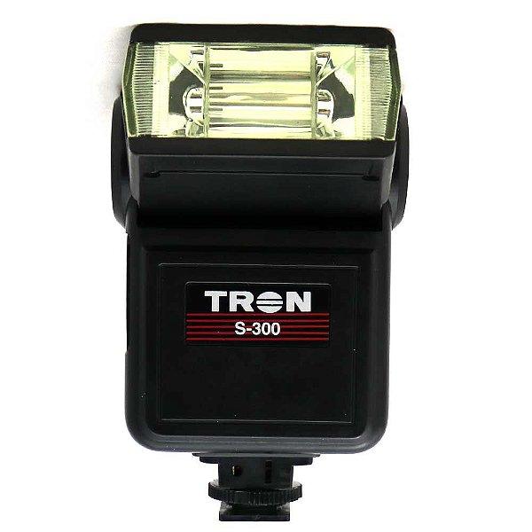 Flash Tron S-300 para Câmera Analógica Usado