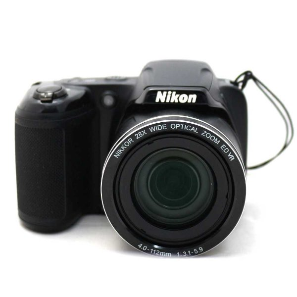 Câmera Nikon Coolpix L340 Usada