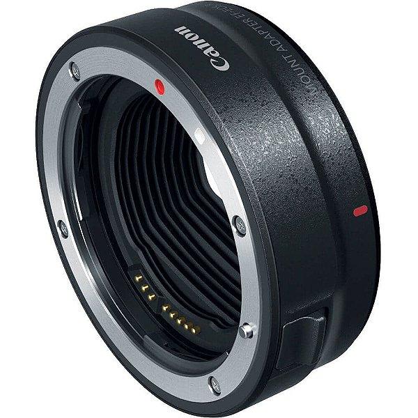 Adaptador de Lente Canon EF e EF-S para EOS R