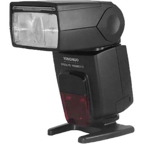 Flash Yongnuo Speedlite YN-568EX III para Câmeras Canon