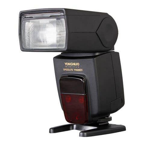 Flash Yongnuo Speedlite YN-568 EX para Câmeras Nikon