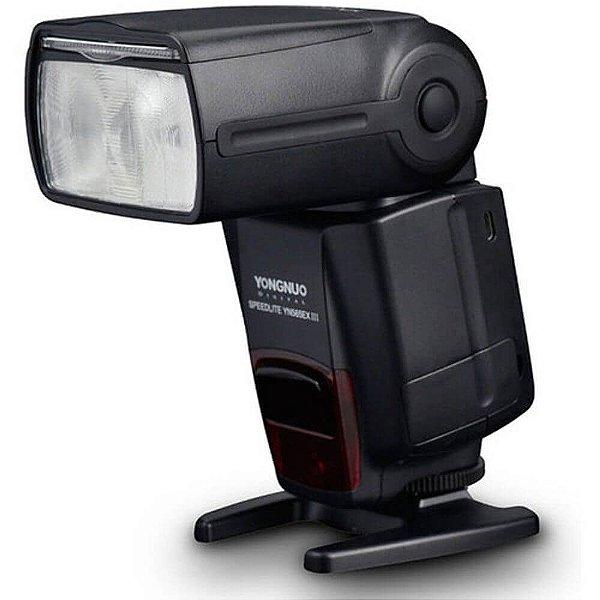 Flash Yongnuo Speedlite YN-565EX III para Câmeras Canon