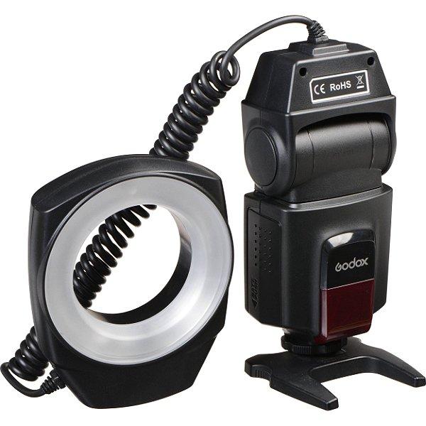 Flash Circular Godox Macro ML-150