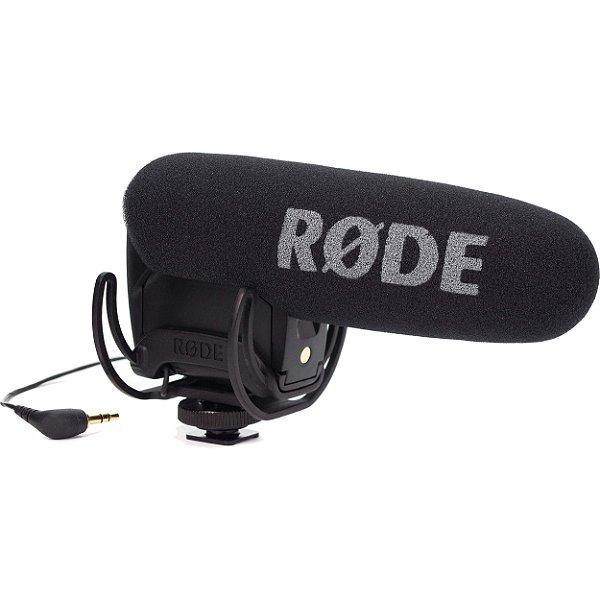 Microfone Direcional Shotgun Rode Videomic Pro