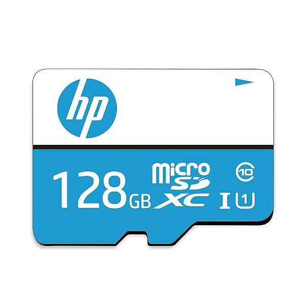 Cartão de Memória Micro 128GB 100MB/s MX310 SDXC UHS-I HP