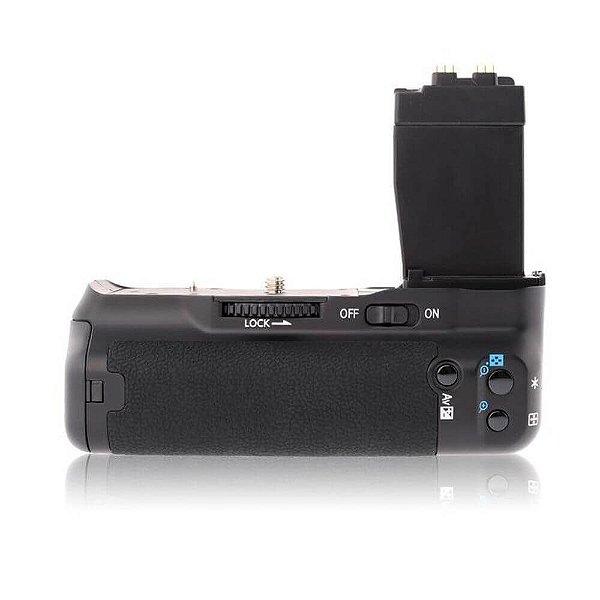 Grip de Bateria para Canon EOS 550D 600D 650D 700D Meike MK-550D