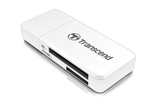 Leitor de Cartão de Memória Transcend TS-RDF5W USB 3.1
