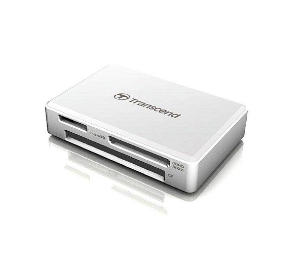 Leitor de Cartão de Memória Transcend TS-RDF8 USB 3.1