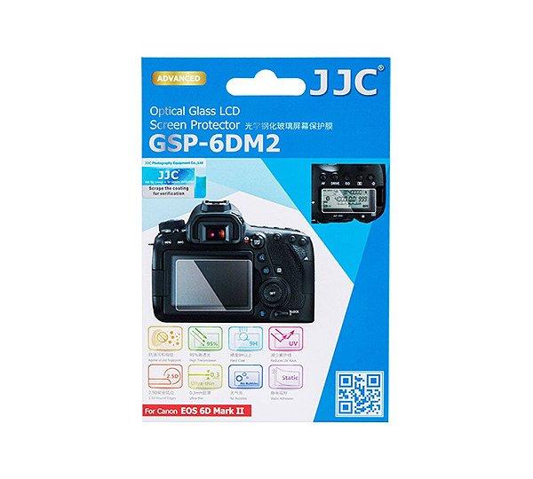 Protetor de LCD JJC GSP-6DM2 para Canon 6D Mark II