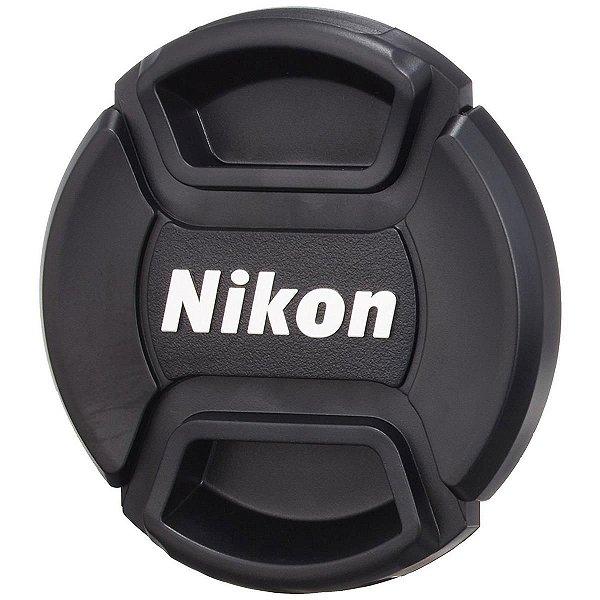 Tampa Frontal Nikon LC-58 para Lente 58mm Original