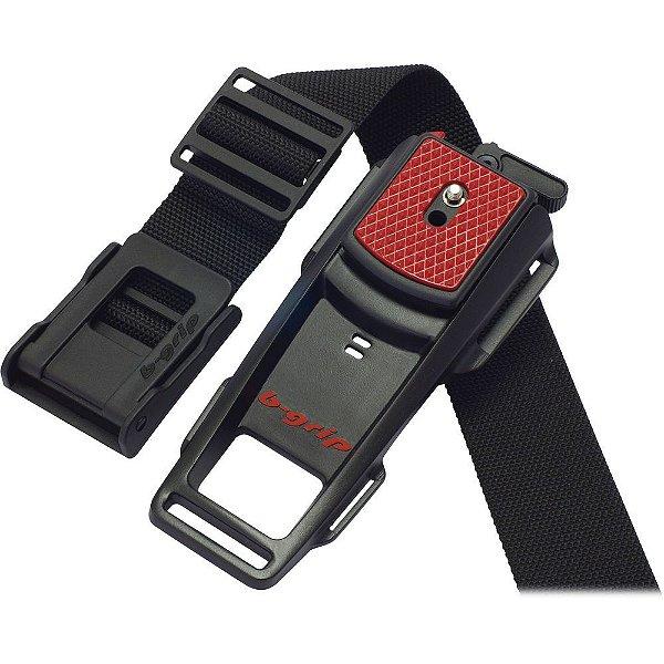 Cinto de Fixação Rápido para Câmera B-Grip EVO