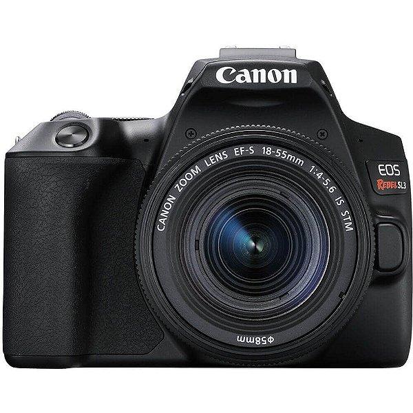 Câmera Canon EOS Rebel SL3 Kit EF-S 18-55mm IS STM