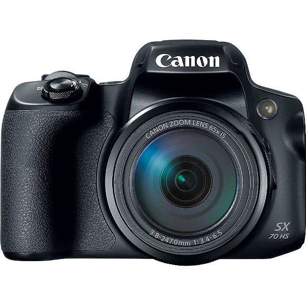 Câmera Canon PowerShot SX70 HS Super Zoom