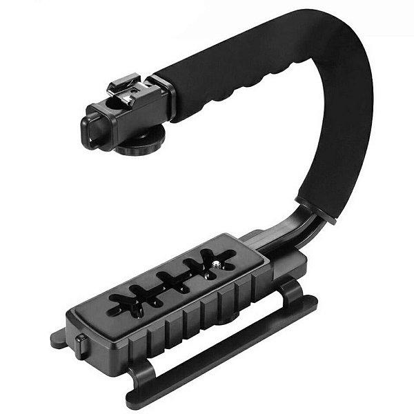 Estabilizador de Mão Escorpião para Câmeras