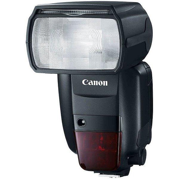 Flash Canon Speedlite 600EX II-RT Seminovo
