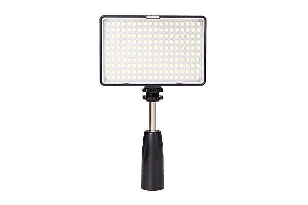 Iluminador de LED Greika TL-180s com Bateria e Carregador