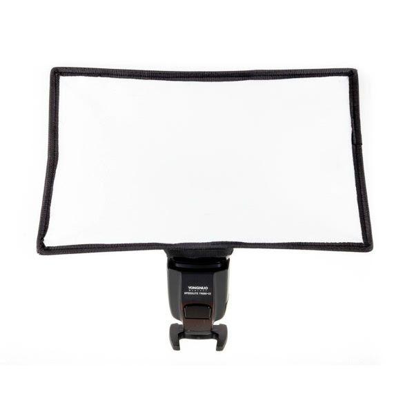 Softbox Universal para Speedlight Embafoto 20x25cm