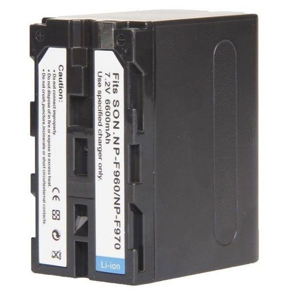 Bateria Digital Video Similar Sony NP-F970