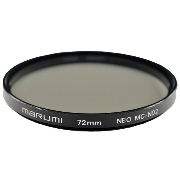 Filtro ND-2 Marumi 72mm
