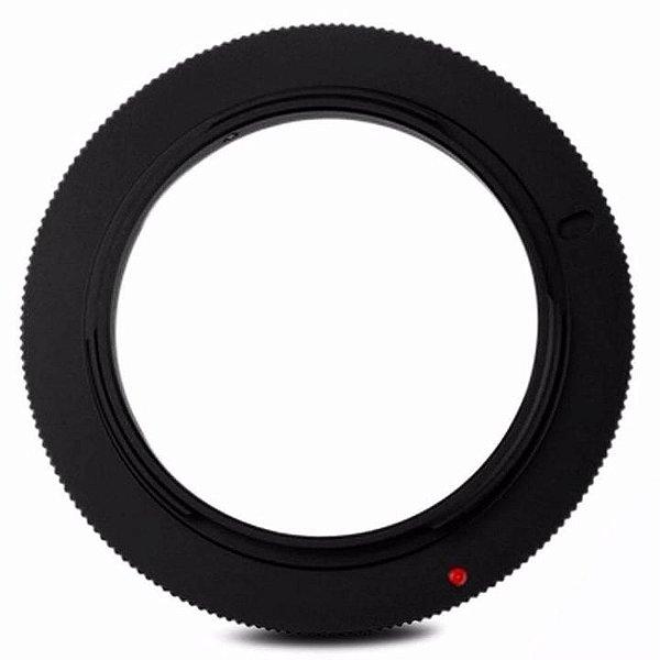 Anel Reversor de Lente Canon JJC RR EOS 52mm