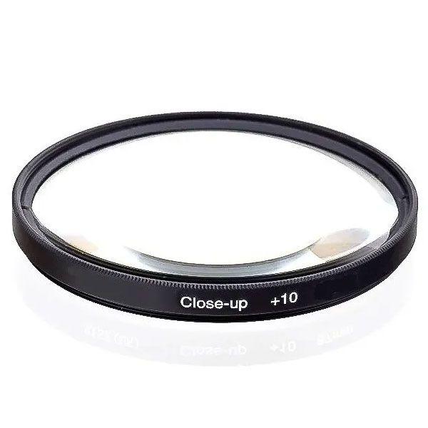 Filtro Close-up +10 Ningbo 67mm