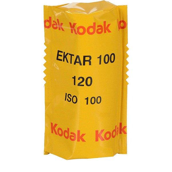 Filme Kodak Ektar 100 120mm Colorido