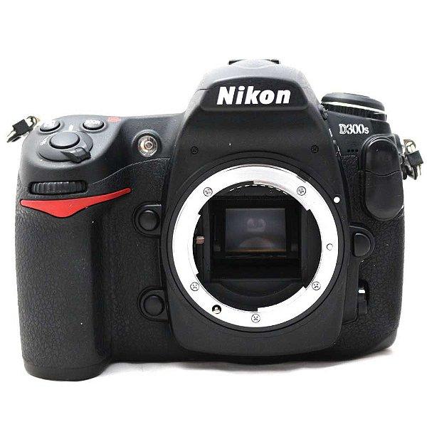 Câmera Nikon D300s Corpo Usada