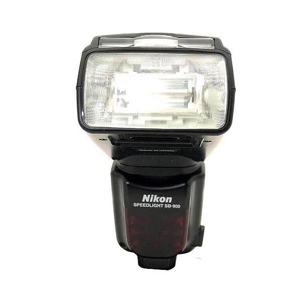 Flash Nikon Speedlite SB-900 Usado