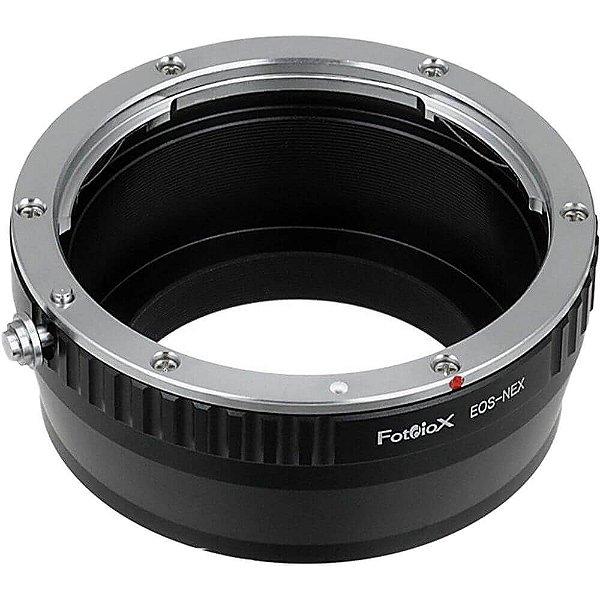 Adaptador de Lente Fotodiox Canon EOS Canon EF EF-S para Sony Nex E-Mount