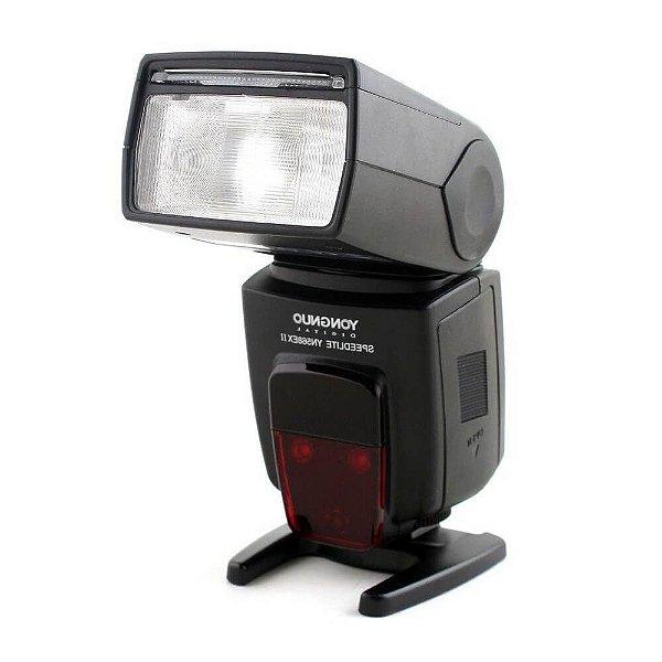 Flash Yongnuo Speedlite YN-568EX II para Câmeras Canon