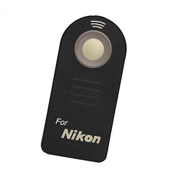 Controle Remoto Yuer YE-ML-N para Câmeras Nikon