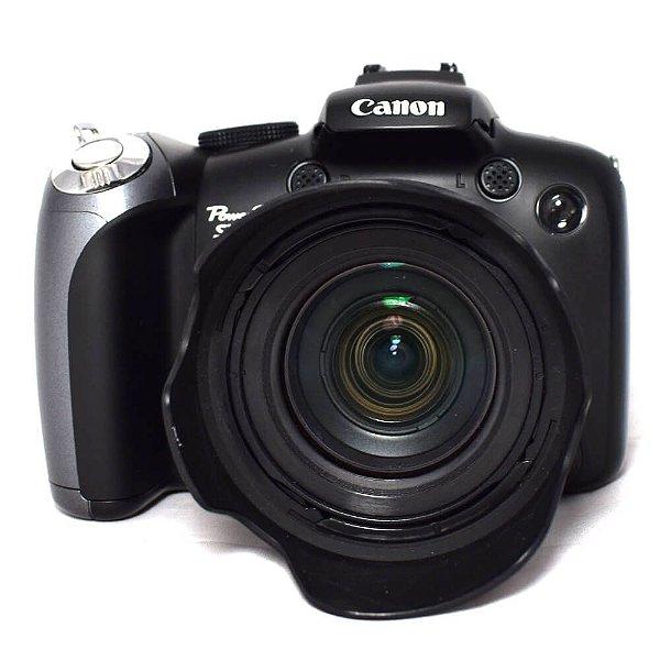 Câmera Canon PowerShot SX10 IS Usada
