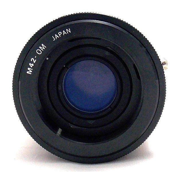 Anel Adaptador de Lente Sigma M42 para Câmera Olympus OM1 Usado