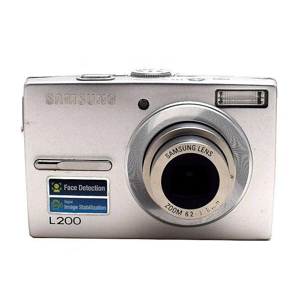 Câmera Samsung L200 Usada