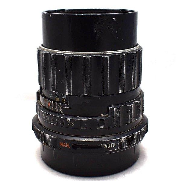 Lente Pentax Super Takumar 6x7 150mm f/2.8 Usada