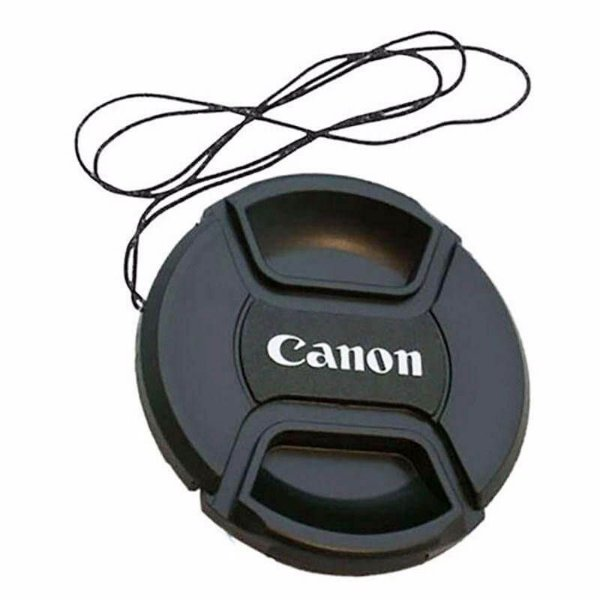 Tampa Frontal para Lente Canon 77mm