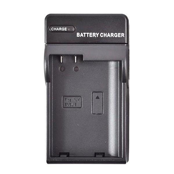 Carregador de Bateria Digital Video para Bateria Nikon EN-EL15