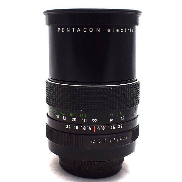 Lente Pentacon 135mm f/2.8 MC Rosca M42 Usada