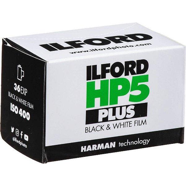 Filme Ilford HP5 Plus ISO 400 35mm Preto e Branco