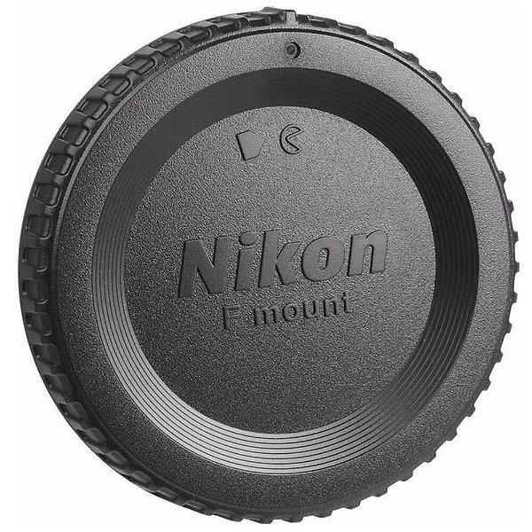 Tampa do Corpo com Logo para Câmeras Nikon