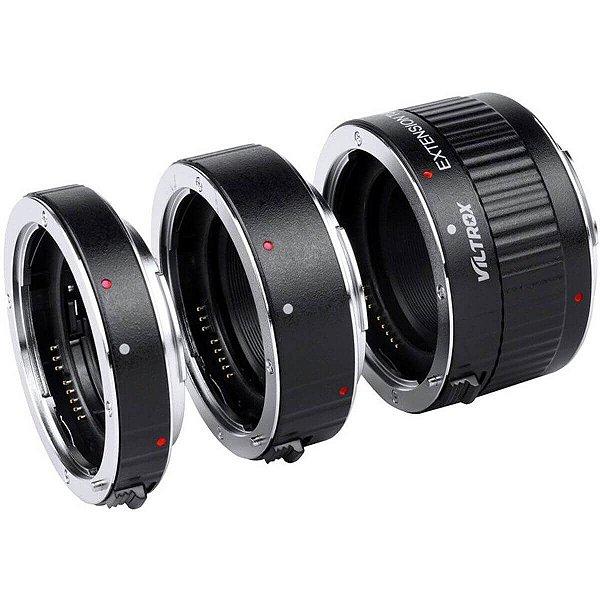 Tubo Extensor Macro Viltrox para Canon EF