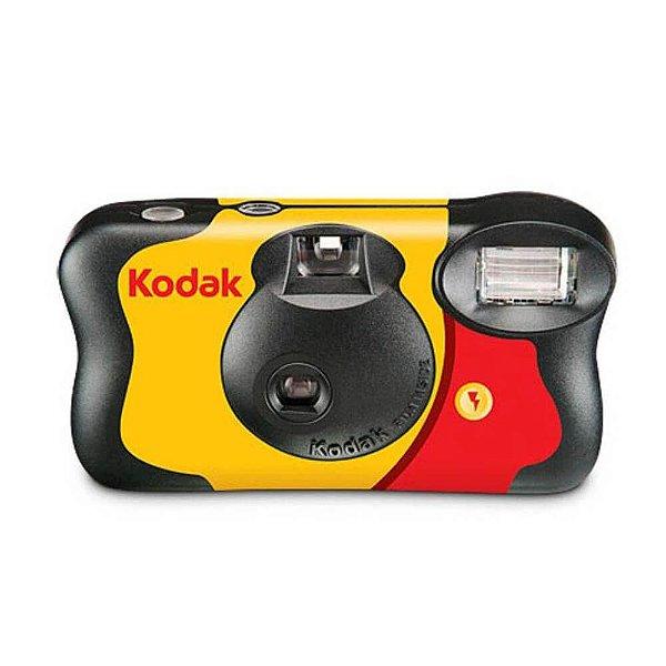 Câmera Analógica Descartável Kodak FunSaver