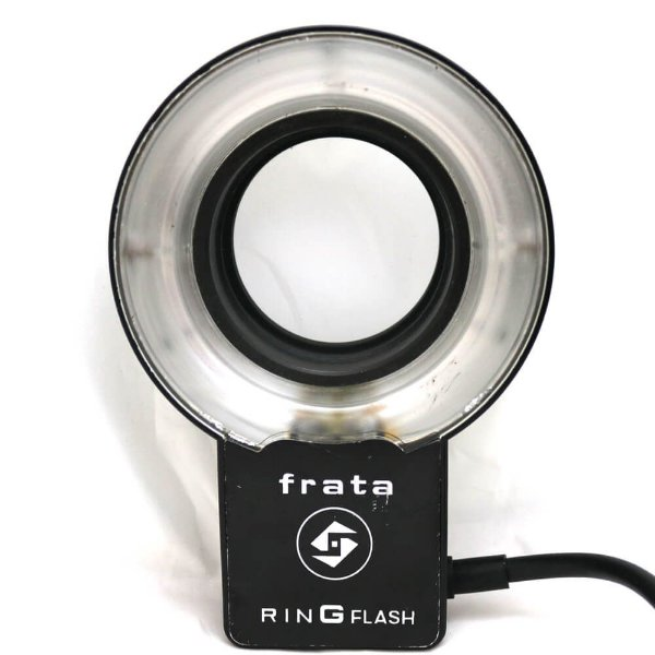 Flash Circular Frata Ring Flash Macro para Câmera Analógica Usado